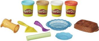 цена на Пластилин Hasbro Ягодные тарталетки Play-Doh