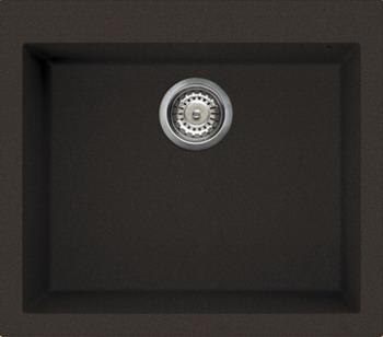 Кухонная мойка Omoikiri Bosen 57-DC Tetogranit/темный шоколад (4993220) краска mastergood эластичная резиновая темный шоколад 2 4кг
