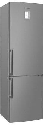 лучшая цена Двухкамерный холодильник Vestfrost VF 3863 X