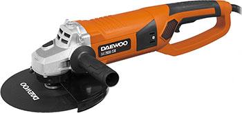 Угловая шлифовальная машина (болгарка) Daewoo Power Products DAG 2600-23