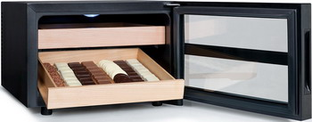 Шкаф для хранения шоколада LaSommeliere