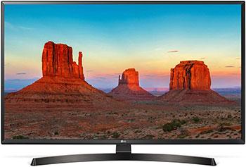 4K (UHD) телевизор LG 43 UK 6450 цена