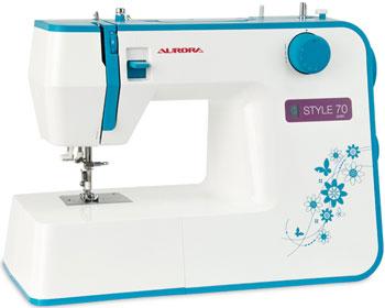 Швейная машина Aurora Style 70 швейная машина aurora style 5