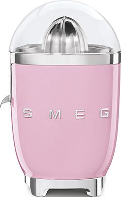 Соковыжималка для цитрусовых Smeg, CJF 01 PKEU розовая, Китай  - купить со скидкой