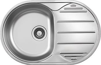 Кухонная мойка Florentina ГЛОРИЯ 780.500 нержавеющая сталь полированная insight серебристые серьги forever more insight