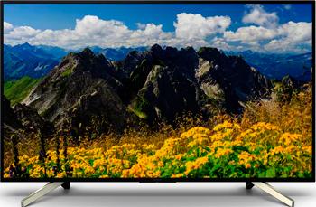 лучшая цена 4K (UHD) телевизор Sony KD-49 XF 7005 BR