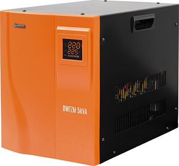 Стабилизатор напряжения Daewoo Power Products DW-TZM5kVA стабилизатор напряжения daewoo power products dw tzm1kva