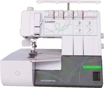 Распошивальная машина Leader VS 400 D Cover Stitch 4640005570281 швейная машина leader vs 318 4640005570144