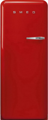 Однокамерный холодильник Smeg FAB 28 LRD3 smeg fab 28 lv