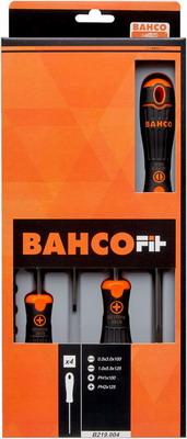 Набор отверток BAHCO B 219.004 шило bahco fit 6 0x 100 b 145 006 10