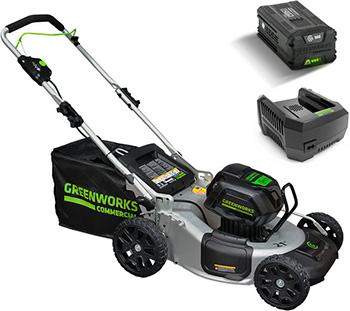 Колесная газонокосилка Greenworks GC 82 LM 51 K5 2502007 UB фото
