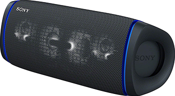 Портативная акустика Sony SRS-XB43B черный