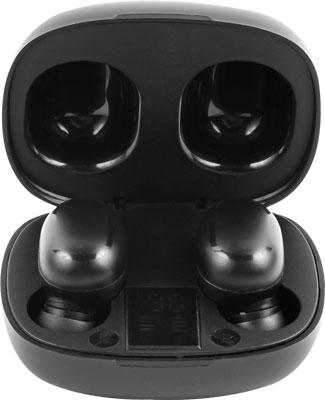 Фото - Беспроводные наушники Red Line (TWS) BHS-24 черный takstar микрофон для конференций черный
