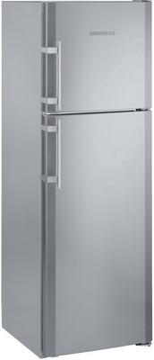 Двухкамерный холодильник Liebherr CTPesf 3316-23