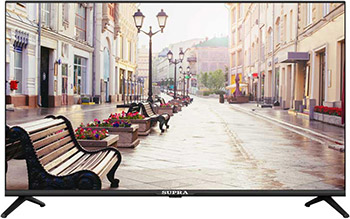 Фото - LED телевизор Supra STV-LC43LT00100F adidas шлепанцы женские adidas eezay размер 38