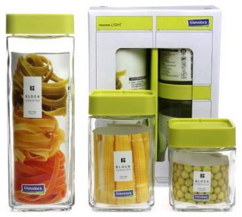 Набор контейнеров Glasslock IG-589 набор контейнеров для масла и соусов 2 штуки glasslock ig 662