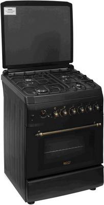 Газовая плита Ricci RGC 6030 BL цена и фото
