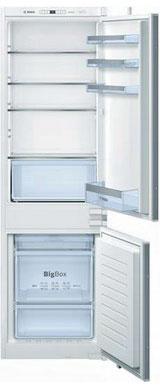 Встраиваемый двухкамерный холодильник Bosch KIN 86 VS 20 R встраиваемый холодильник bosch kur15a50ru белый