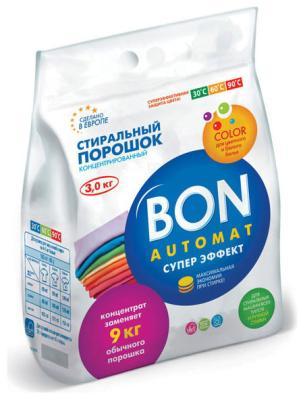 Средство для стирки BON BN-128 Automat super effect color