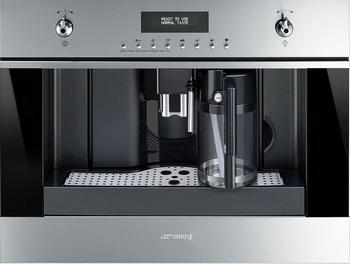 Встраиваемая автоматическая кофемашина Smeg CMS 6451 X все цены