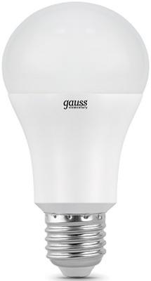 Лампа GAUSS Elementary LED A 60 15 W E 27 4100 K 23225