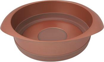 Форма для выпечки Rondell RDF-447 Karamelle форма для выпечки berghoff perfect slice круглая с инструментом для нарезания диаметр 22 см