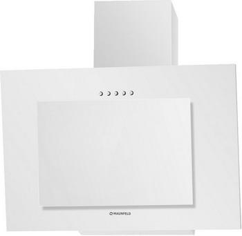 Вытяжка MAUNFELD TOWER G 60 Белый/Белое стекло цена