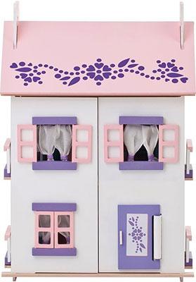 Кукольный дом Paremo PD 115 Анастасия с 15 предметами мебели цена и фото
