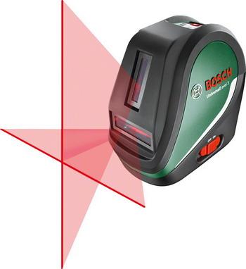 Линейный лазерный нивелир Bosch UniversalLevel 3 0603663900 линейный лазерный нивелир bosch universallevel 2 set штатив 0603663801