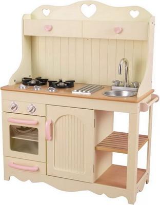 Деревянная кухня KidKraft Прерия 53151_KE