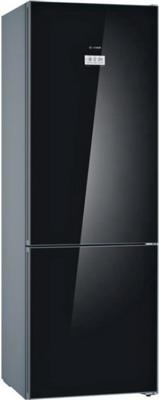 Фото - Двухкамерный холодильник Bosch KGN 49 SB 3 AR аксессуар для холодильников bosch variostyle kgn 39 ij 3 ar со сменной панелью цвет сливовый