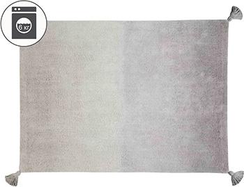 Ковер Lorena Canals Градиент Ombre (темно-серый-серый) 120*160 C-DE-GREY шапка женская labbra цвет темно розовый серый lb rr33005 dirty pink grey размер универсальный