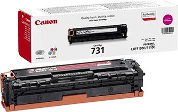 Картридж Canon 731 M 6270 B 002 картридж canon 731 m 6270 b 002