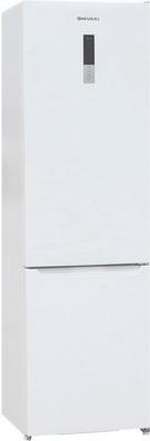 Двухкамерный холодильник Shivaki BMR-2017 DNFW
