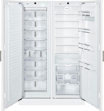 Встраиваемый холодильник Side by Liebherr SBS 70 I4-23 (SIGN 3576-20 + IKB 3560-21)