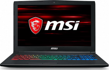 Ноутбук MSI GF 62 8RD-267 RU (9S7-16 JF 22-267) ноутбук 16 гб оперативной памяти