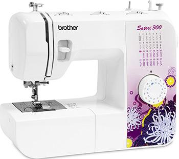 Швейная машина Brother Satori 300 888 X 1655603 швейная машина brother satori 100
