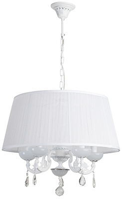 Люстра подвесная MW-light Селена 482011305 5*40 W Е14 220 V люстра подвесная mw light федерика 684010305 5 40 w е14 220 v
