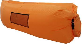 Лежак надувной Ламзак оранжевый во3502