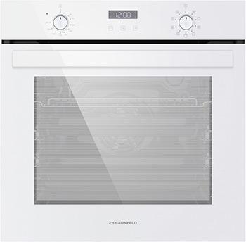 Встраиваемый электрический духовой шкаф MAUNFELD EOEM.769 W цена и фото