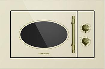Встраиваемая микроволновая печь СВЧ MAUNFELD JBMO.20.5GRIB цена и фото