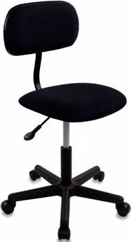 Кресло Бюрократ CH-1201NX/BLACK черный кресло бюрократ ch 605 black черный
