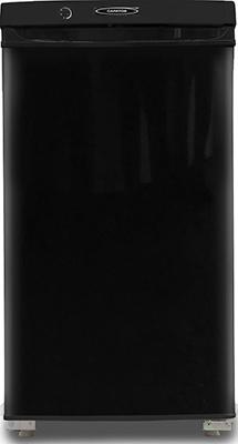 Однокамерный холодильник Саратов 452 черный фото