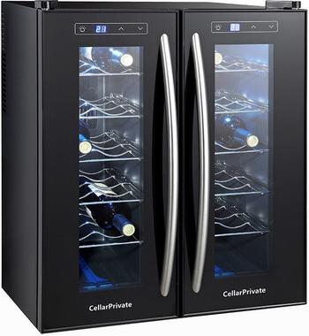 Винный шкаф Cellar Private CP024-2T