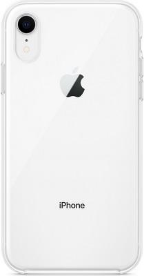 Чехол (клип-кейс) Apple Clear Case для iPhone XR MRW62ZM/A цена