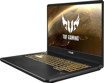 Ноутбук ASUS FX705DT-AU059 (90NR02B1-M01640) Темно-серый ноутбук 16 гб оперативной памяти