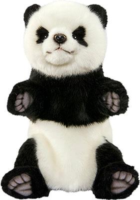 где купить Мягкая игрушка Hansa Creation Панда игрушка на руку 7165 по лучшей цене