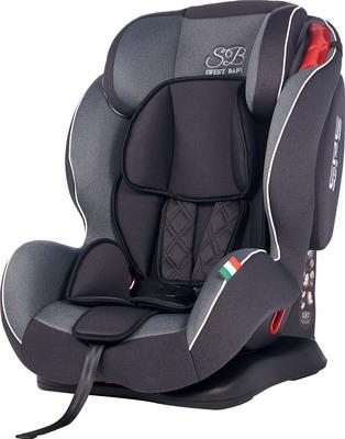 Автокресло Sweet Baby 1-2-3 (9-36) Camaro SPS Grey 419085 цена
