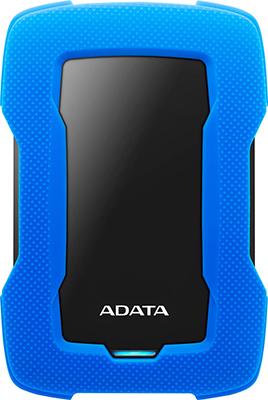 Фото - Внешний жесткий диск (HDD) A-DATA USB 3.0 1Tb AHD330-1TU31-CBL HD330 DashDrive Durable 2.5'' синий внешний диск ssd a data se800 512гб синий [ase800 512gu32g2 cbl]