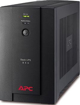Источник бесперебойного питания APC Back-UPS BX950U-GR источник бесперебойного питания quint ups 24dc 24dc 10 2320225